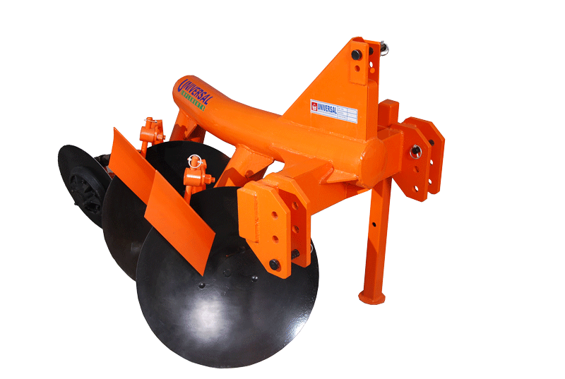 Mounted Disc Plough - Heavy Duty